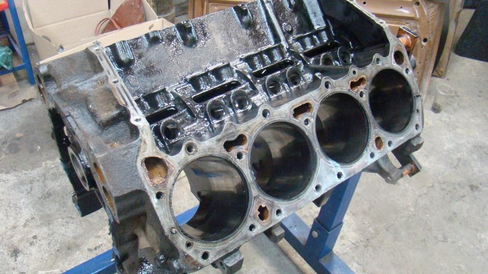 Двигатель, как он есть...