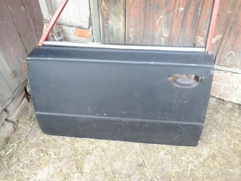Филенка двери ВАЗ 2101 заменена