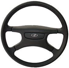 Классический руль ВАЗ 2107, без каких либо переделок подходит в ВАЗ 2101 - 2106