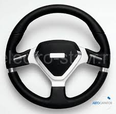 Руль на ВАЗ 2113, 2114, 2115, вариант №1
