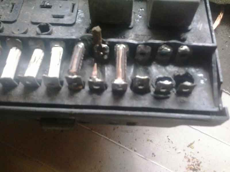 Тюнинг блока предохранителей ВАЗ 2105