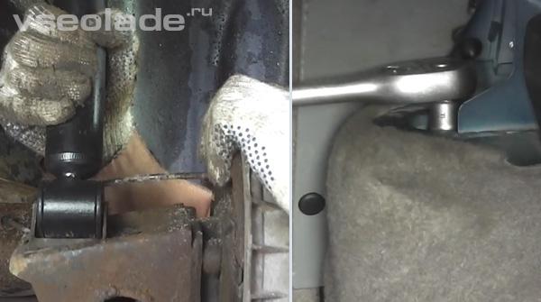 амортизаторы и пружины задней подвески лада калина