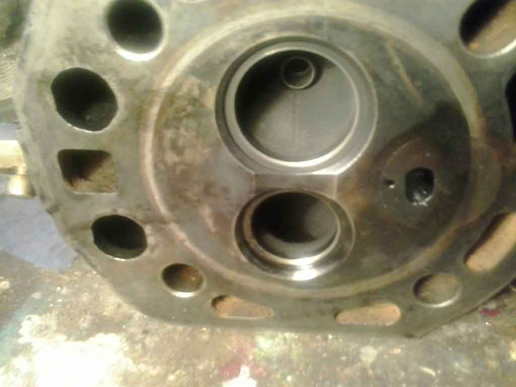 Притираем клапана дизельного мотоблока