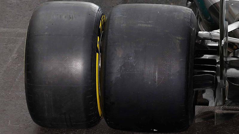 Широкие шины, расход топлива