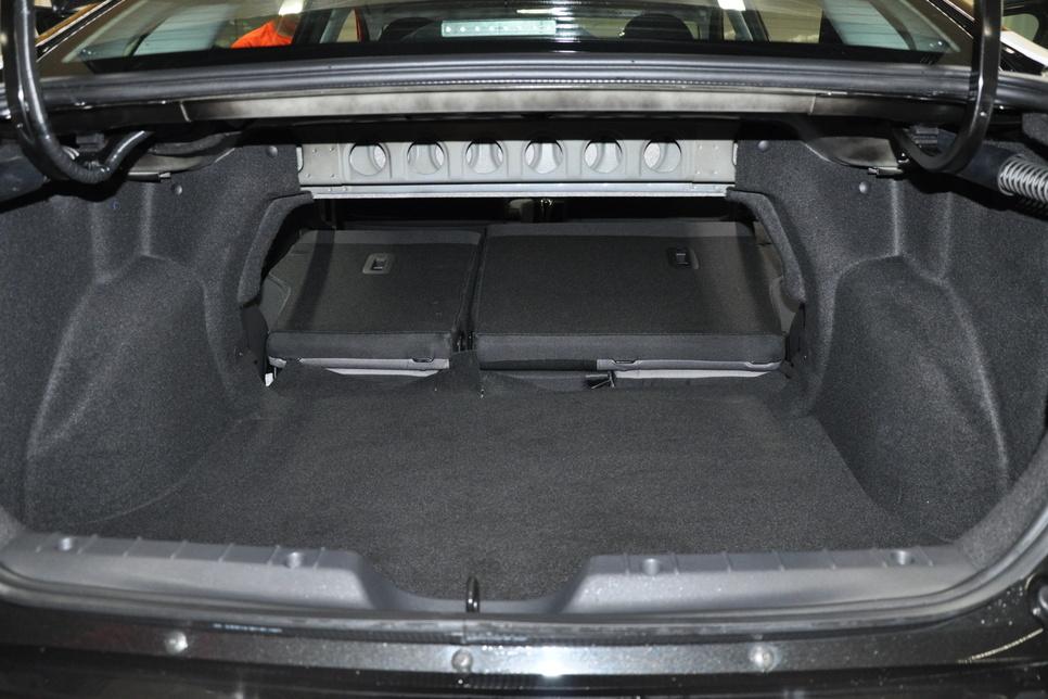 Объем багажника Лада Весты (фото 2)