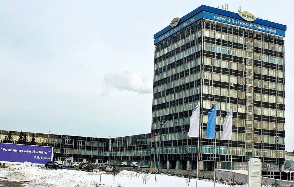 Ижевский автомобильный завод увеличивает объем производства