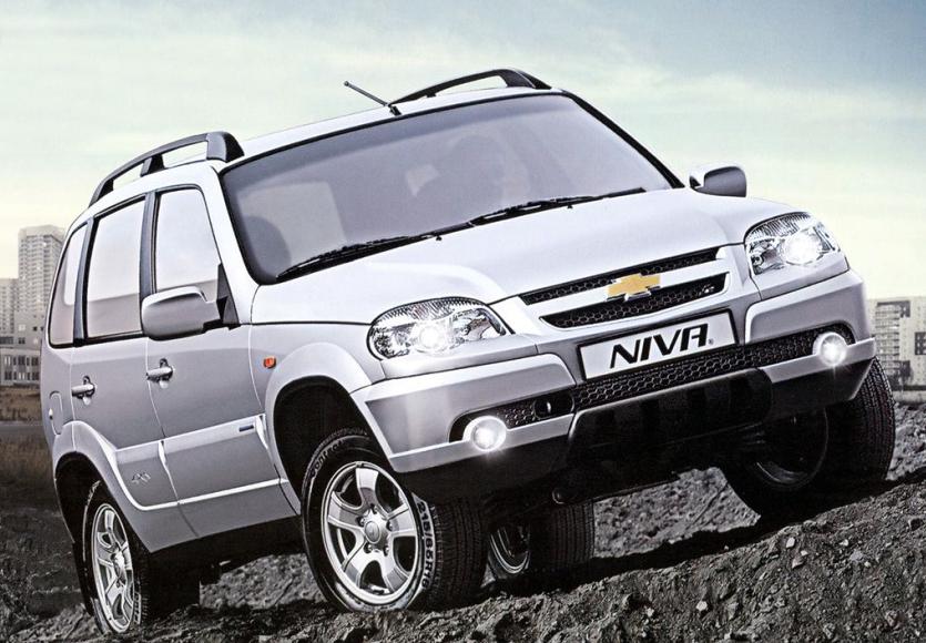 Второе повышение стоимости внедорожников Chevrolet Niva за этот год