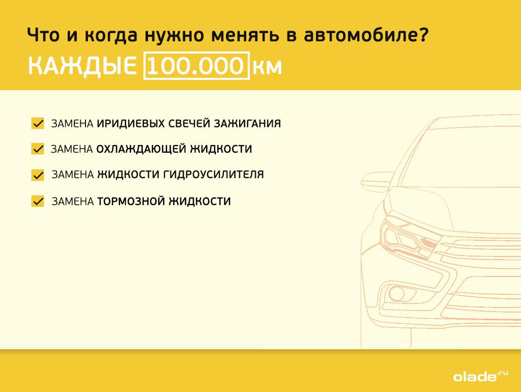 Своевременное техническое обслуживание автомобиля (фото 4)