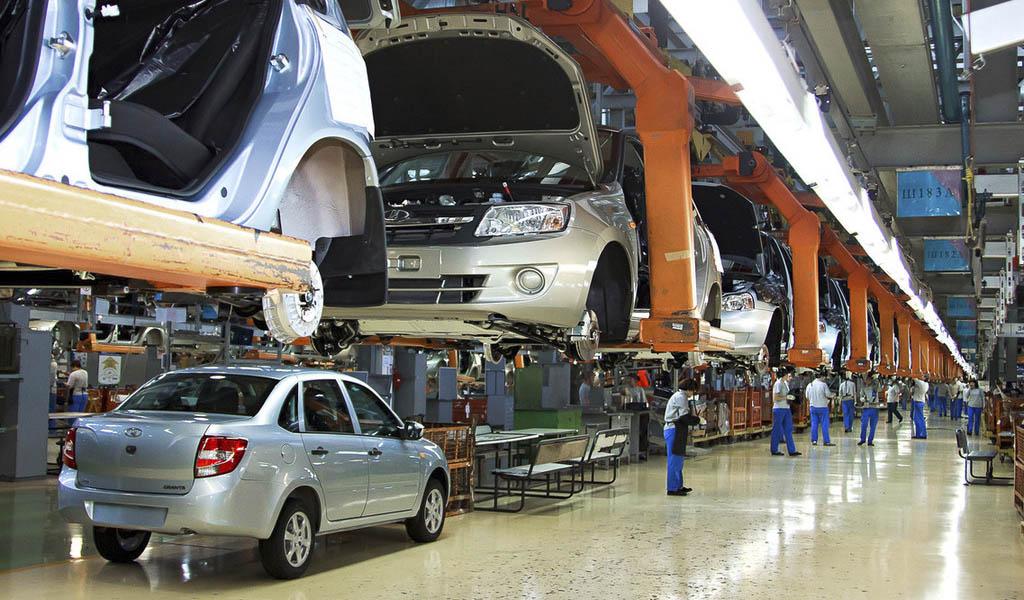 Приостановка работы конвейера «АвтоВАЗа»