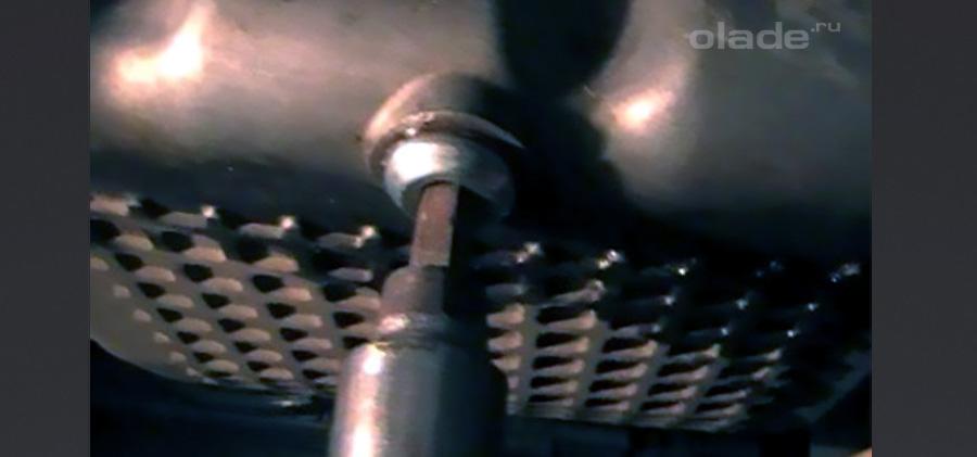 Замена масла в Ладе Весте своими руками. Фото. Видео (фото 18)