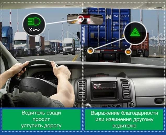 Правила дальнобойщиков