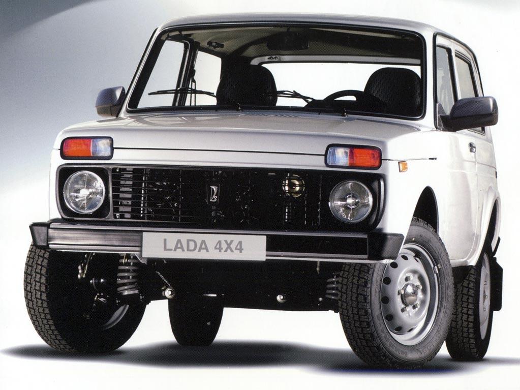 Lada 4х4