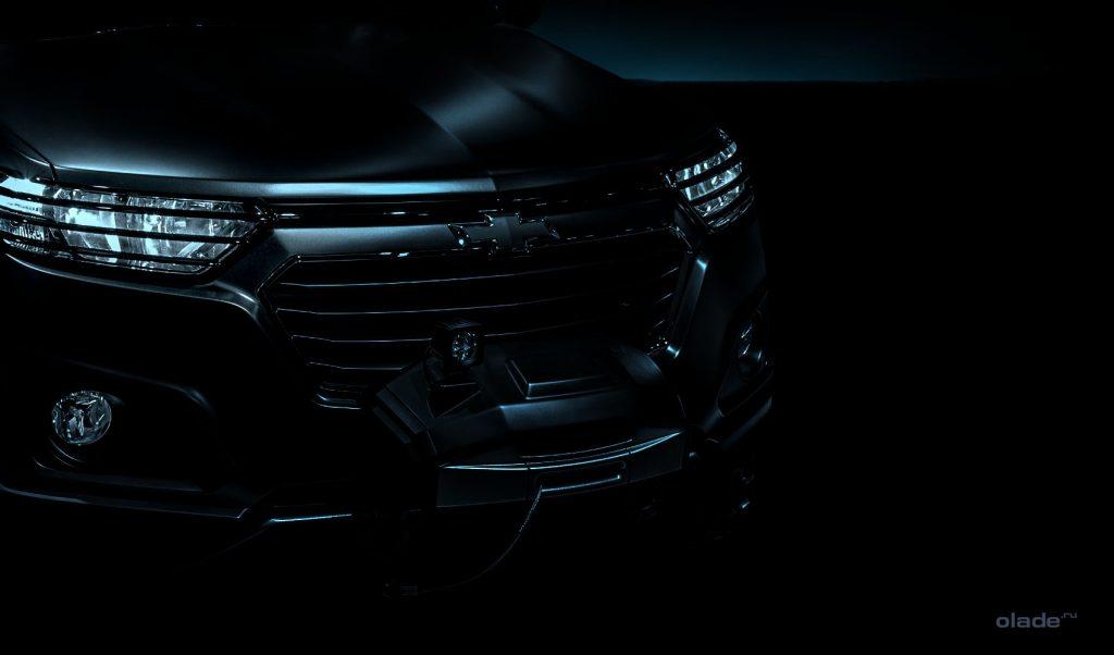 Нива нового поколения от «GM-АвтоВАЗ»