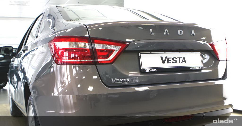 LADA Vesta теперь есть и на авторынке Венгрии