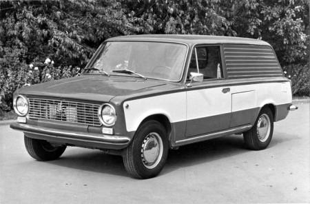 Советский электромобиль 2801
