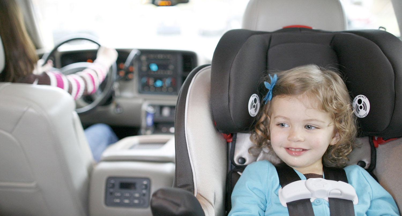 Перевозка ребенка в автомобиле 3