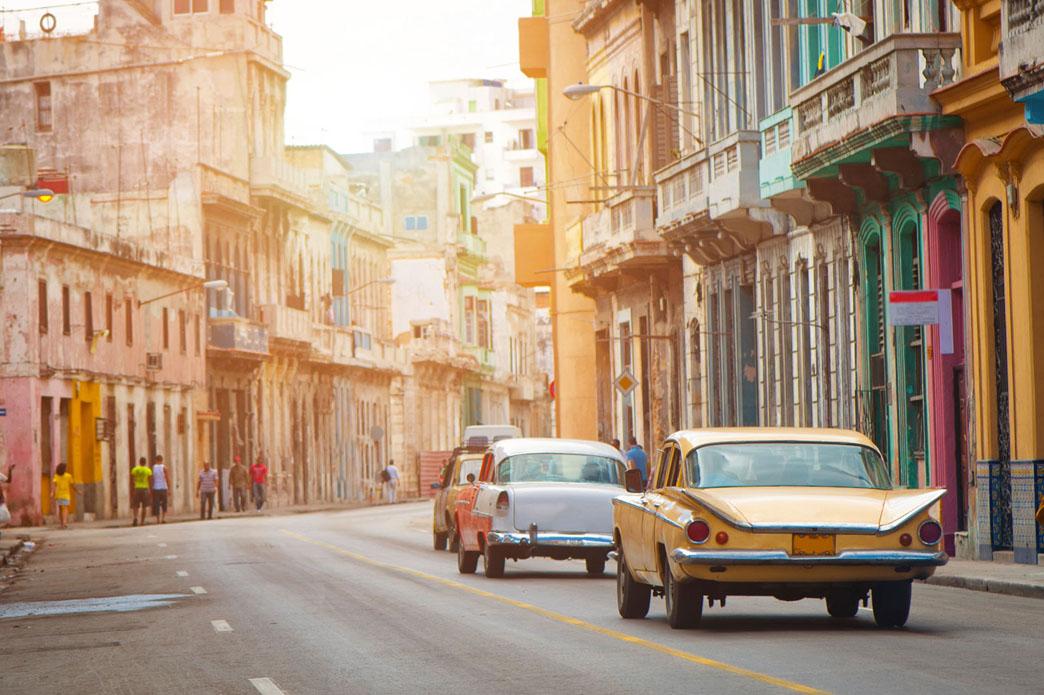 320 автомобилей Лада на Кубе