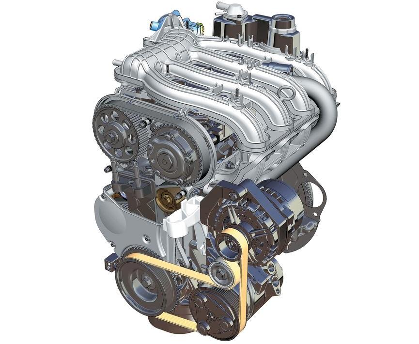 Какие двигатели ставят на Лада Веста (фото 2)