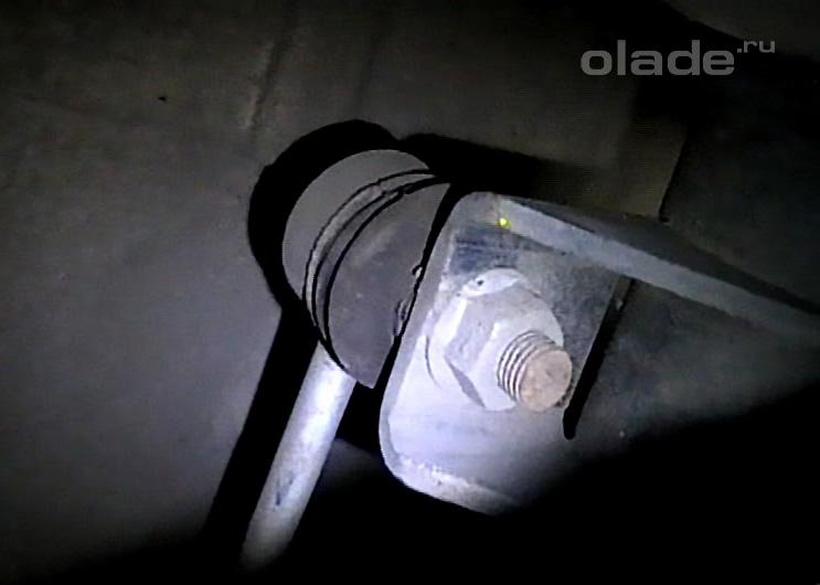 Lada Vesta. Стойки стабилизатора. Диагностика (фото 5)