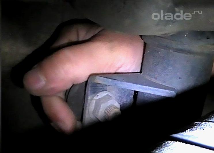 Lada Vesta. Стойки стабилизатора. Диагностика (фото 6)