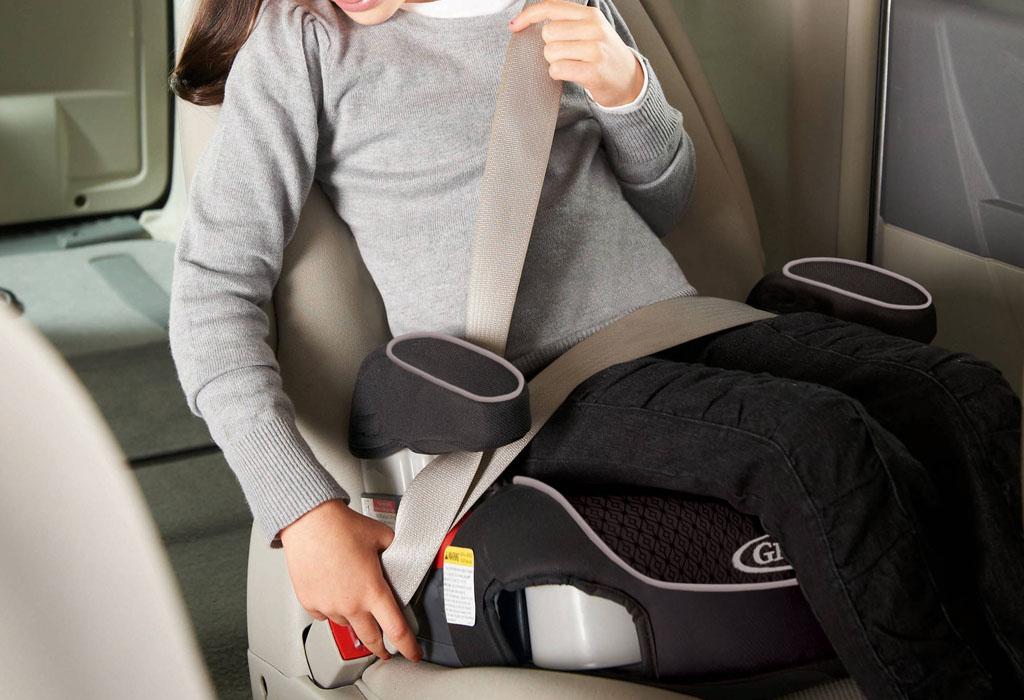 Перевозка ребенка в автомобиле 1