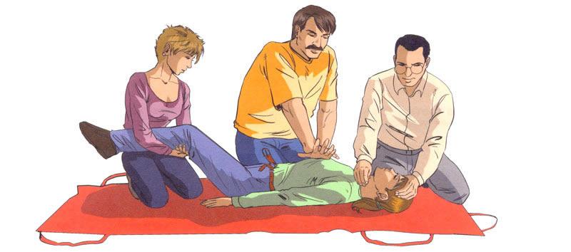 Помощь пострадавшему в ДТП