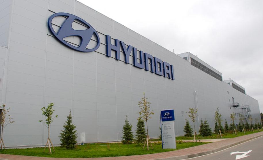 Hyundai планирует построить в России завод по производству моторов