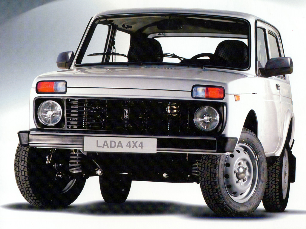 Стоимость амортизации Lada 4x4 (фото 1)