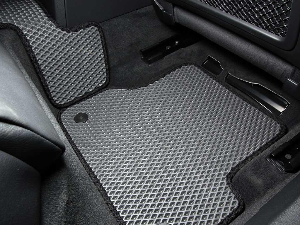 Салонные и багажные коврики для Lada Vesta, полиуретановые коврики EVA