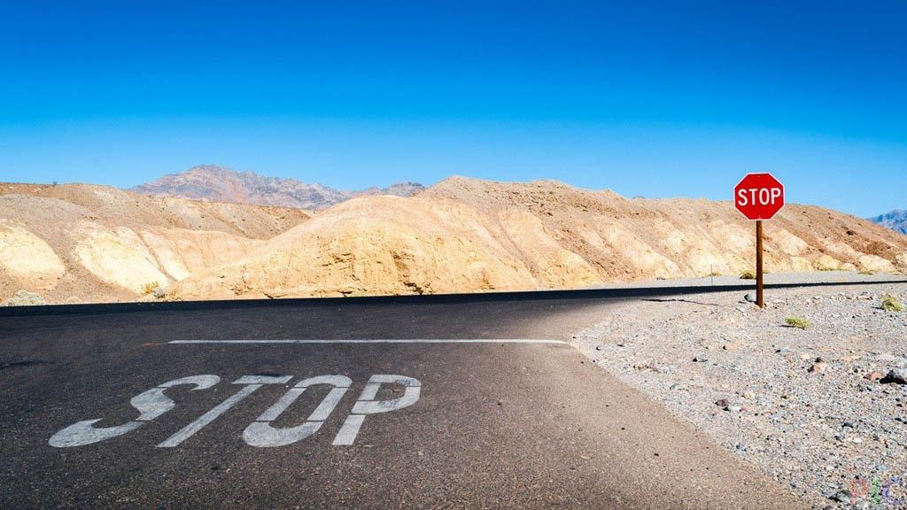 """5 правил дорожного движения, о которых вы могли забыть, знак """"STOP"""" (фото 2)"""