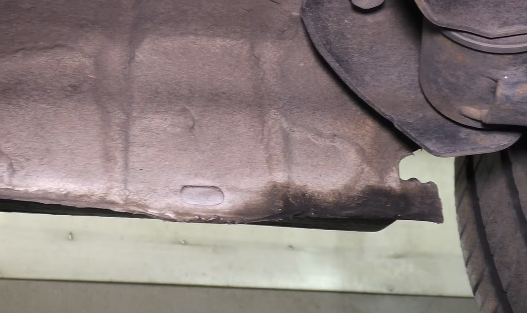 Коррозионная стойкость Lada XRAY: мастика