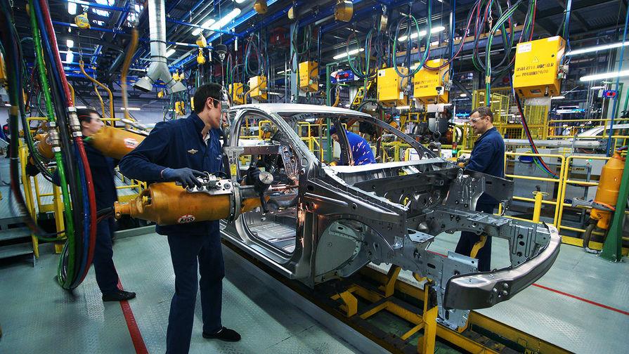 Тольяттинский завод ввел дополнительные субботние дни в Алжире