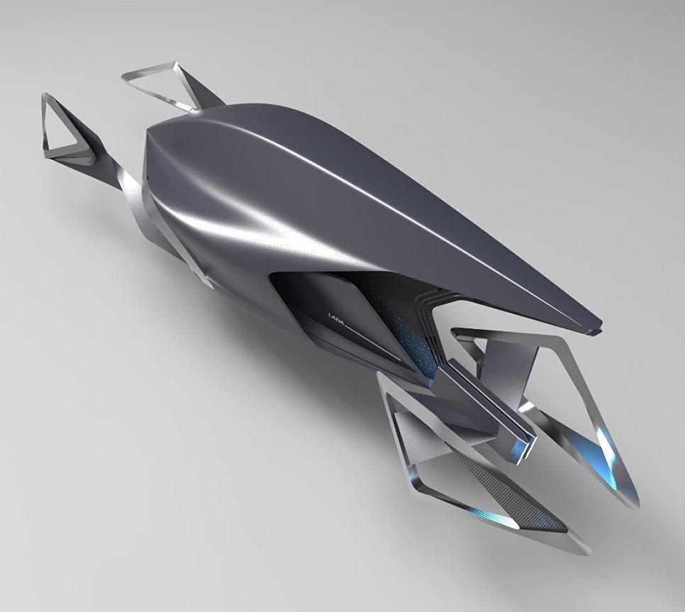 LADA-2050: машина будущего