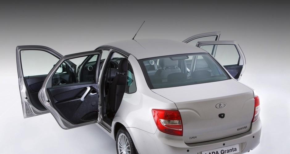Тольяттинский автомобильный завод рассказал о двух версиях «Лады» (фото 1)