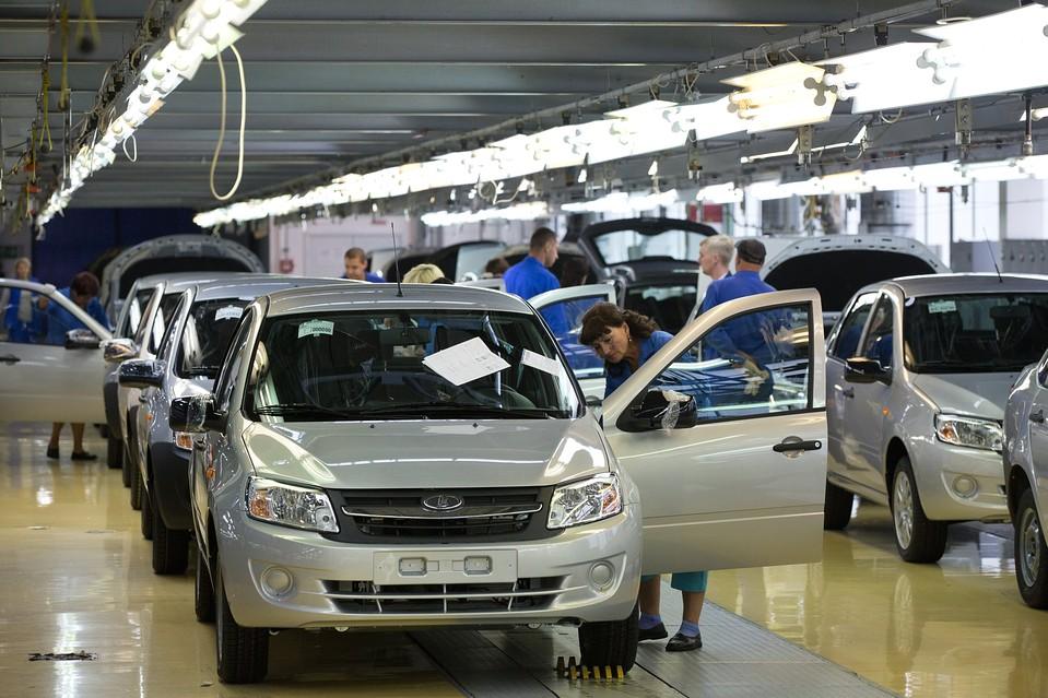 Мартовский объем реализации новых машин повысился на 9%
