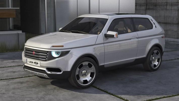 «АвтоВАЗ» выпустит новую Lada 4x4 через 4-5 лет