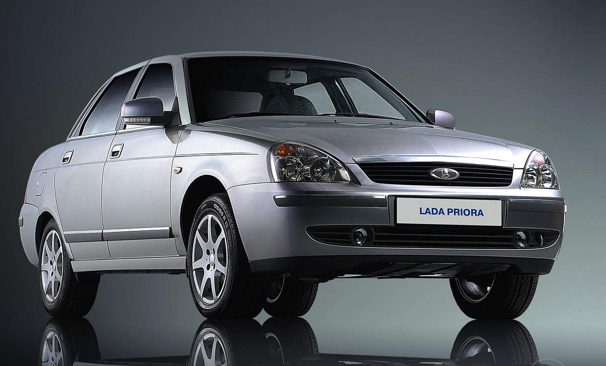 «АвтоВАЗ» готовит к выпуску Lada Priora с новым кузовом