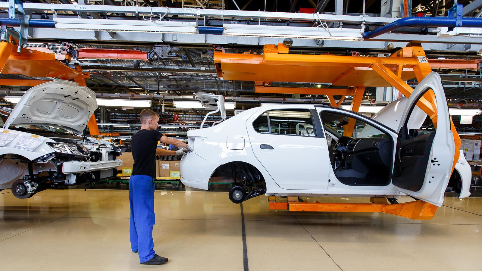 Объем реализации «АвтоВАЗом» машин с использованием господдержки превысил 40 000 машин