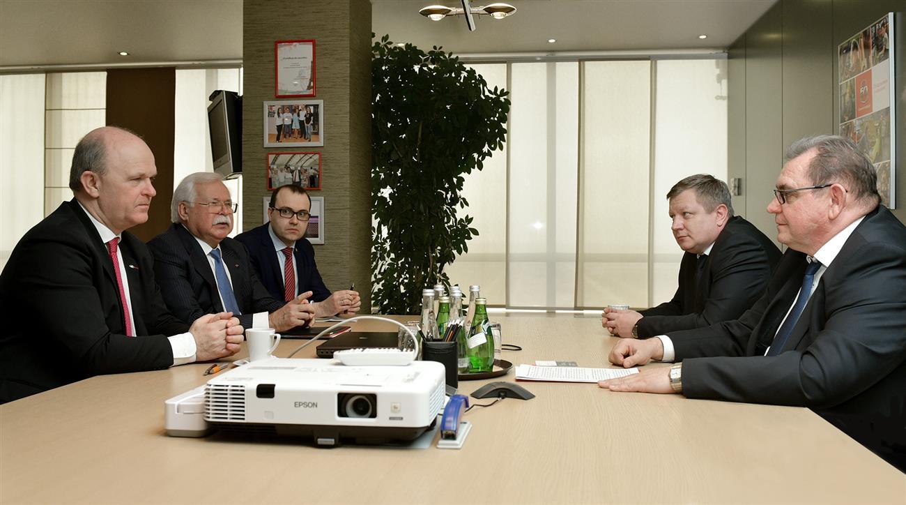 Встреча глав «АвтоВАЗа» и Тольятти