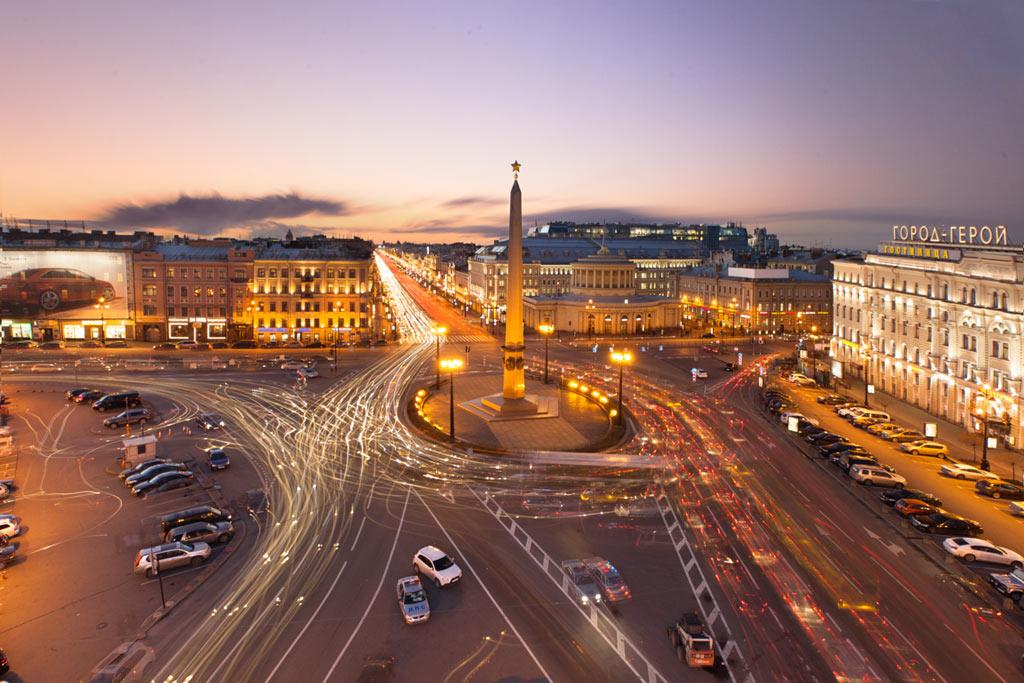 Новые выставочные площади «АвтоВАЗ» в Ленинградской области