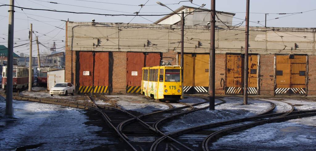 5 правил дорожного движения, о которых вы могли забыть, трамвайное депо