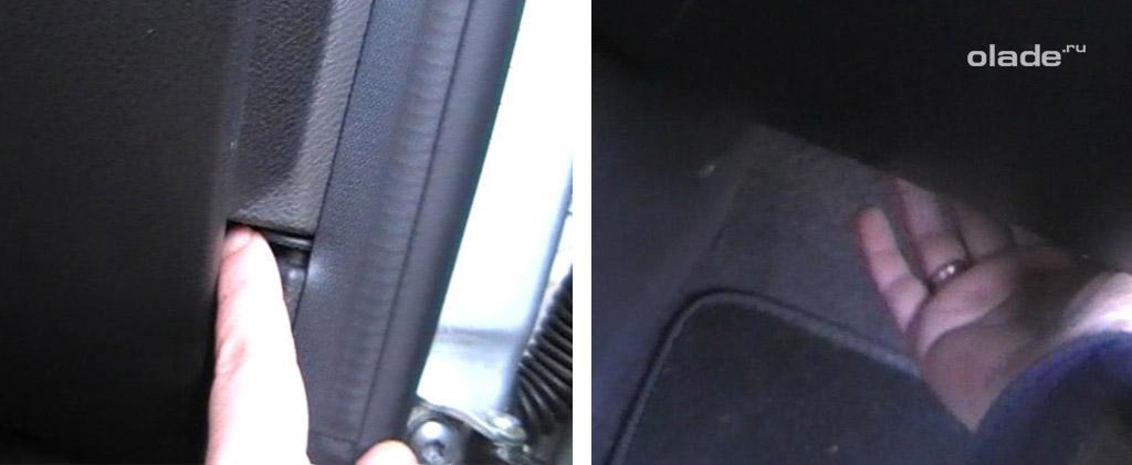 Установка регистратора в автомобиль Лада Веста (фото 17)