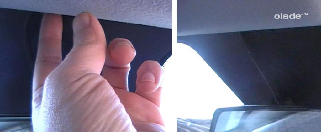 Установка регистратора в автомобиль Лада Веста (фото 8)