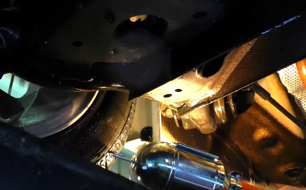 Коррозия на Ладе Веста: состояние задних арок (фото 2)