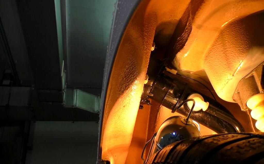 Коррозия на Ладе Веста: подкрылки для задних арок