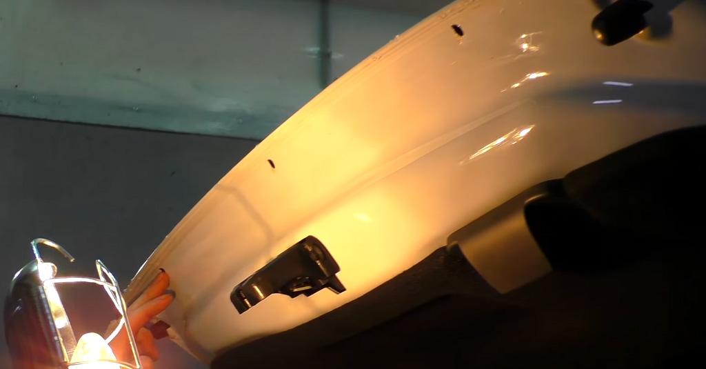 Коррозия на Ладе Веста: багажник