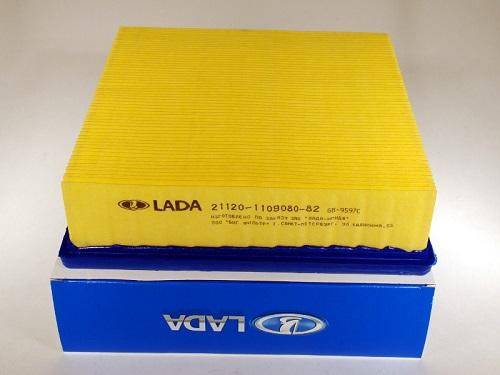 Как заменить воздушный фильтр на ВАЗ 2110? (фото 1)