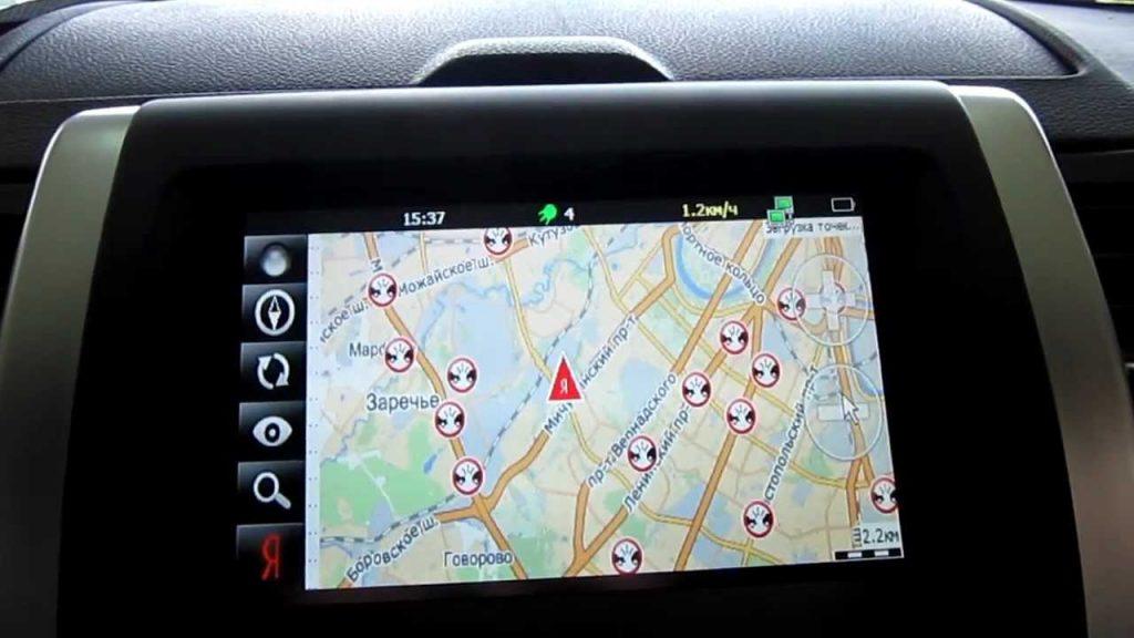 За использование «Яндекс.Карт» в такси будет взыматься плата.