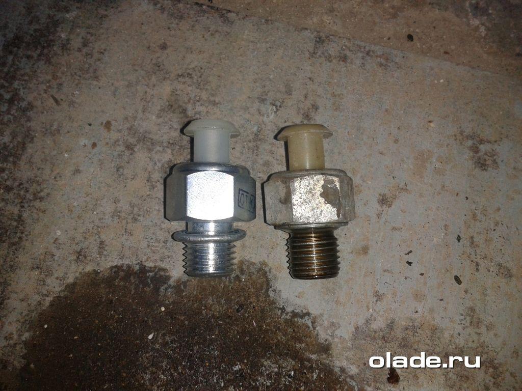 Меняем масляный датчик на Ладе Приора (мотор ВАЗ-21126) (фото 5)