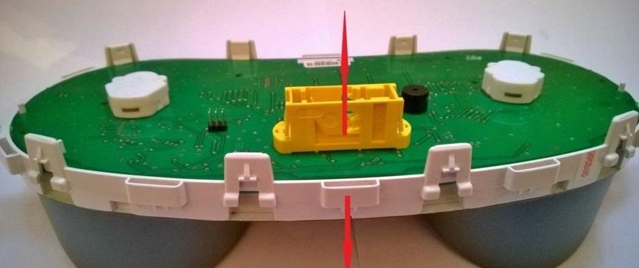 Как разобрать щиток приборов фото 3